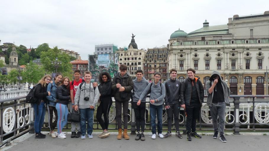 Voyage culturel à Bilbao